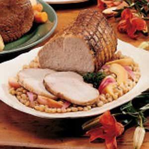 Oktoberfest Roast Pork