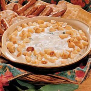 Hot Macadamia Spread