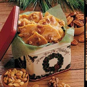 Four-Nut Brittle