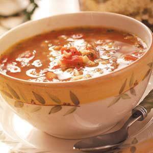Friendship Soup Mix