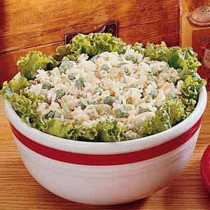 Curried Rice Salad