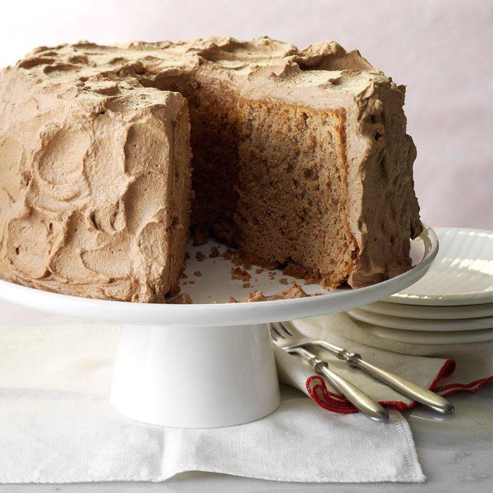 Colorado: Chocolate Angel Cake