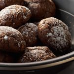 Contest-Winning Chocolate Truffle Cookies