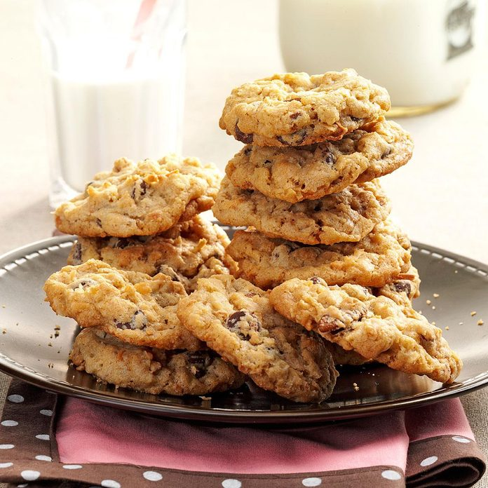 Wyoming: Wyoming Cowboy Cookies