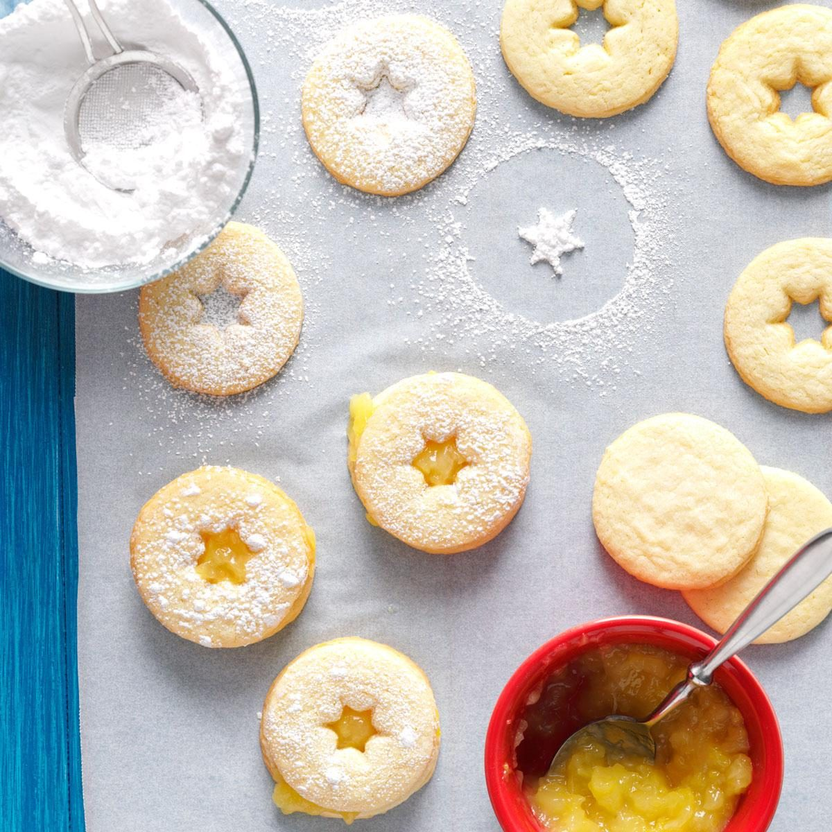 Hawaiian Dream Cookies