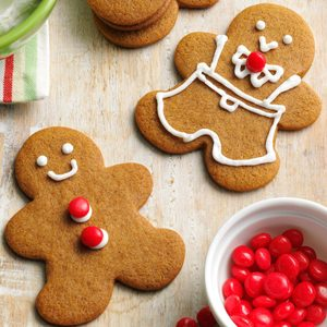 Swedish Gingerbread Cookies