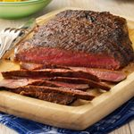 Easy Marinated Flank Steak