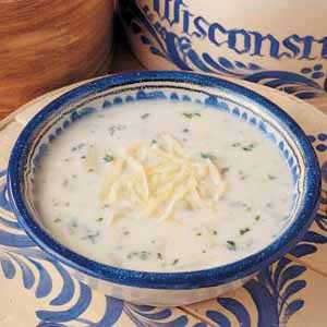 Potato Cheese Soup