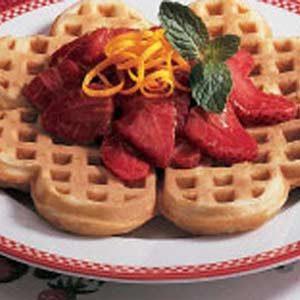 Strawberry Breakfast Sauce