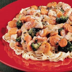Turkey Linguine