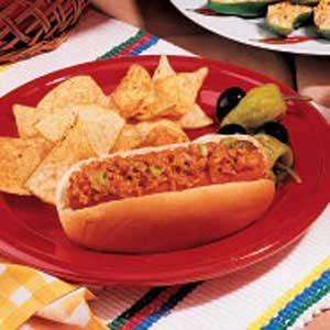 Southwestern Hot Dogs