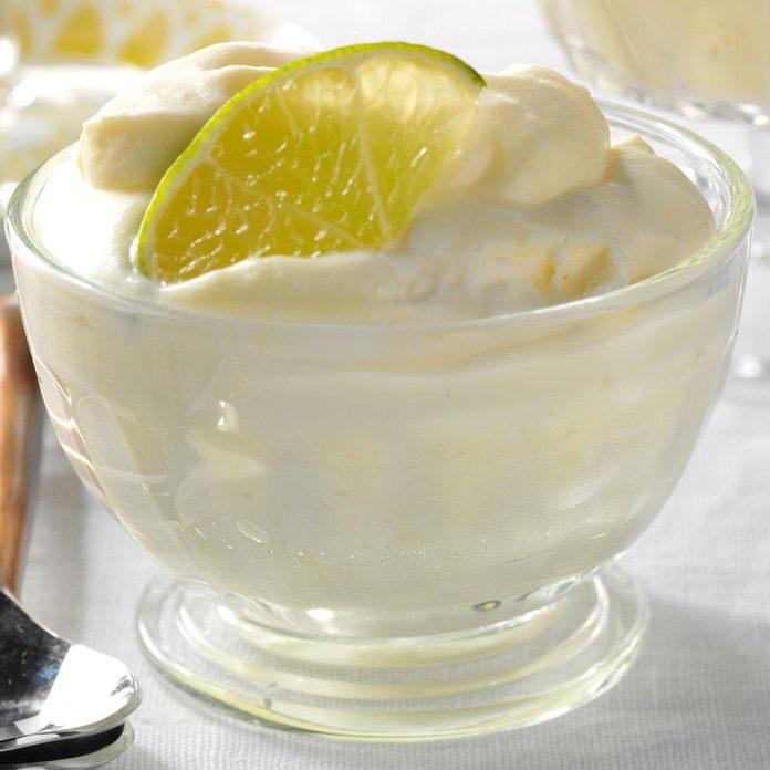 Lemon-Lime Mousse