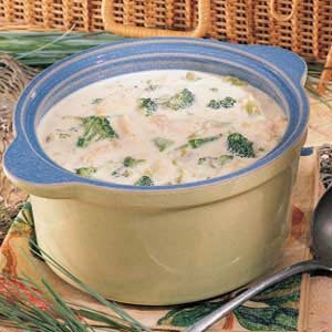 Trout Chowder