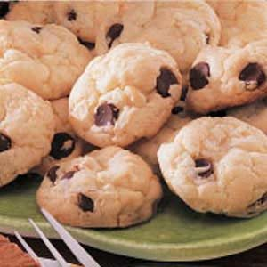 Coconut Chip Cookies