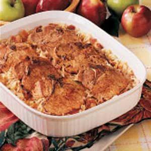 Sauerkraut and Pork Chops