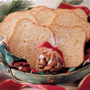 Anise Almond Loaf