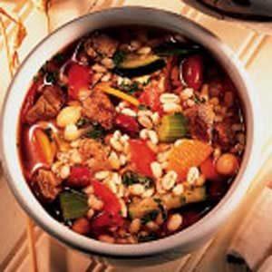 Barley Peasant Soup
