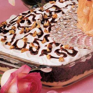 Double Chocolate Pudding Cake
