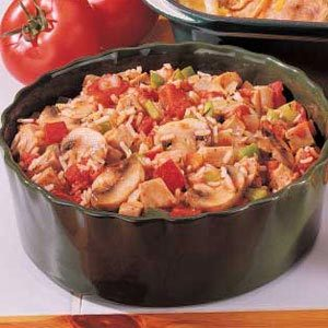 Italian Pork and Rice