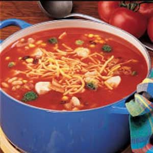 Chicken Tomato Soup