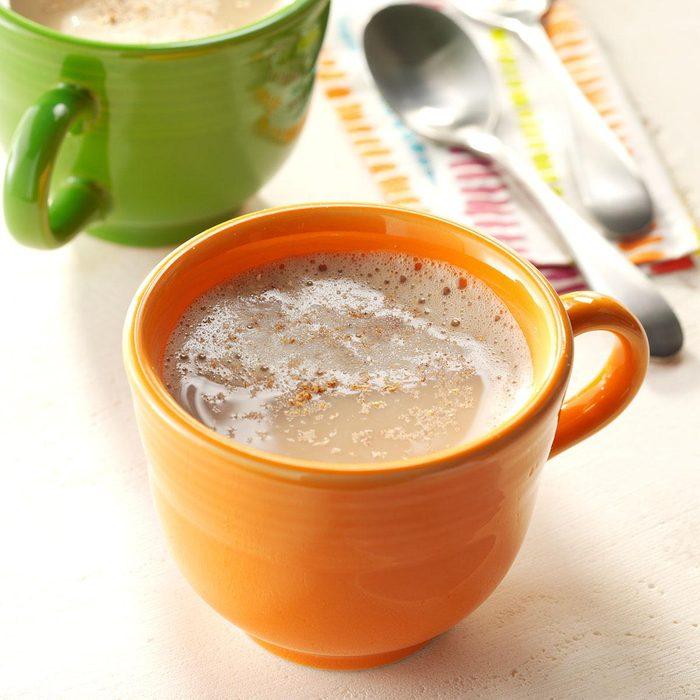 Warm Spiced Chai
