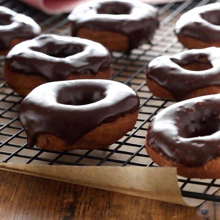Delicious Potato Doughnuts