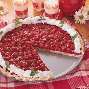 Cherry Cheese Pizza