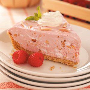 Frozen Raspberry Pie