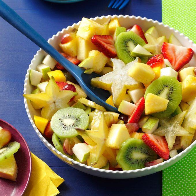 Refreshing Tropical Fruit Salad