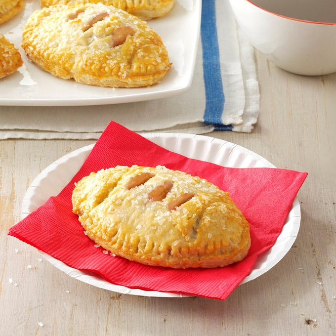 Tailgate Apple Pies