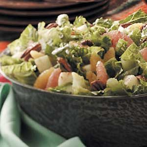 Crisp Citrus Tossed Salad