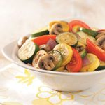 Potluck Summer Squash and Zucchini Side Dish