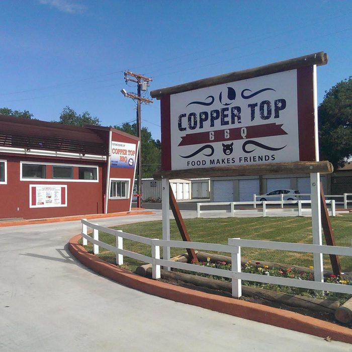 Copper Top BBQ