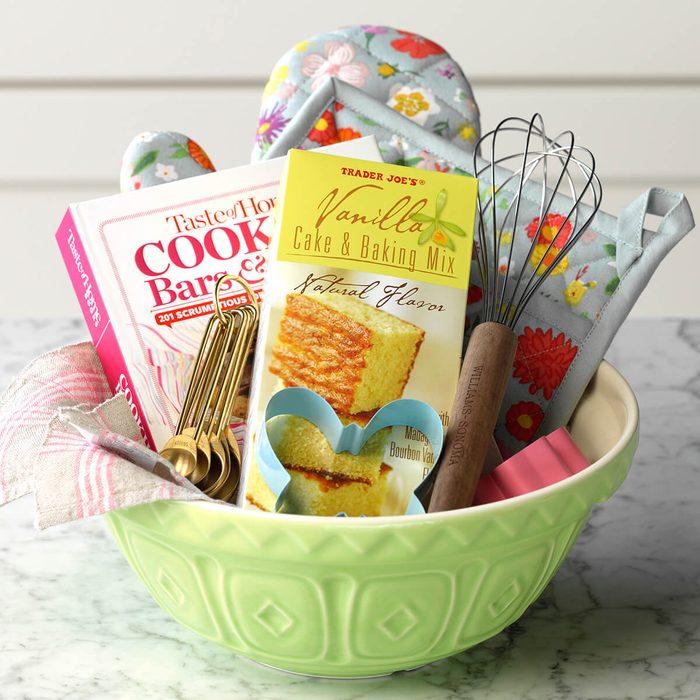 Baker gift basket