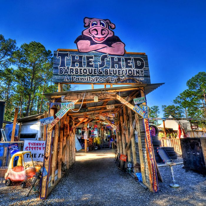 The Shed Barbecue & Blues Joint