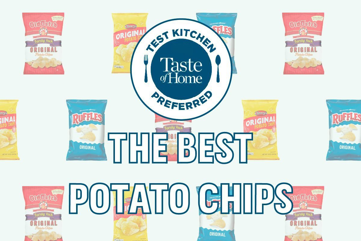 Test Kitchen Preferred the Best Potato Chips