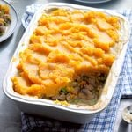 Winter Vegetable Shepherd's Pie