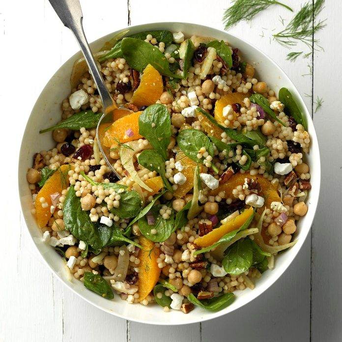 Cran-Orange Couscous Salad