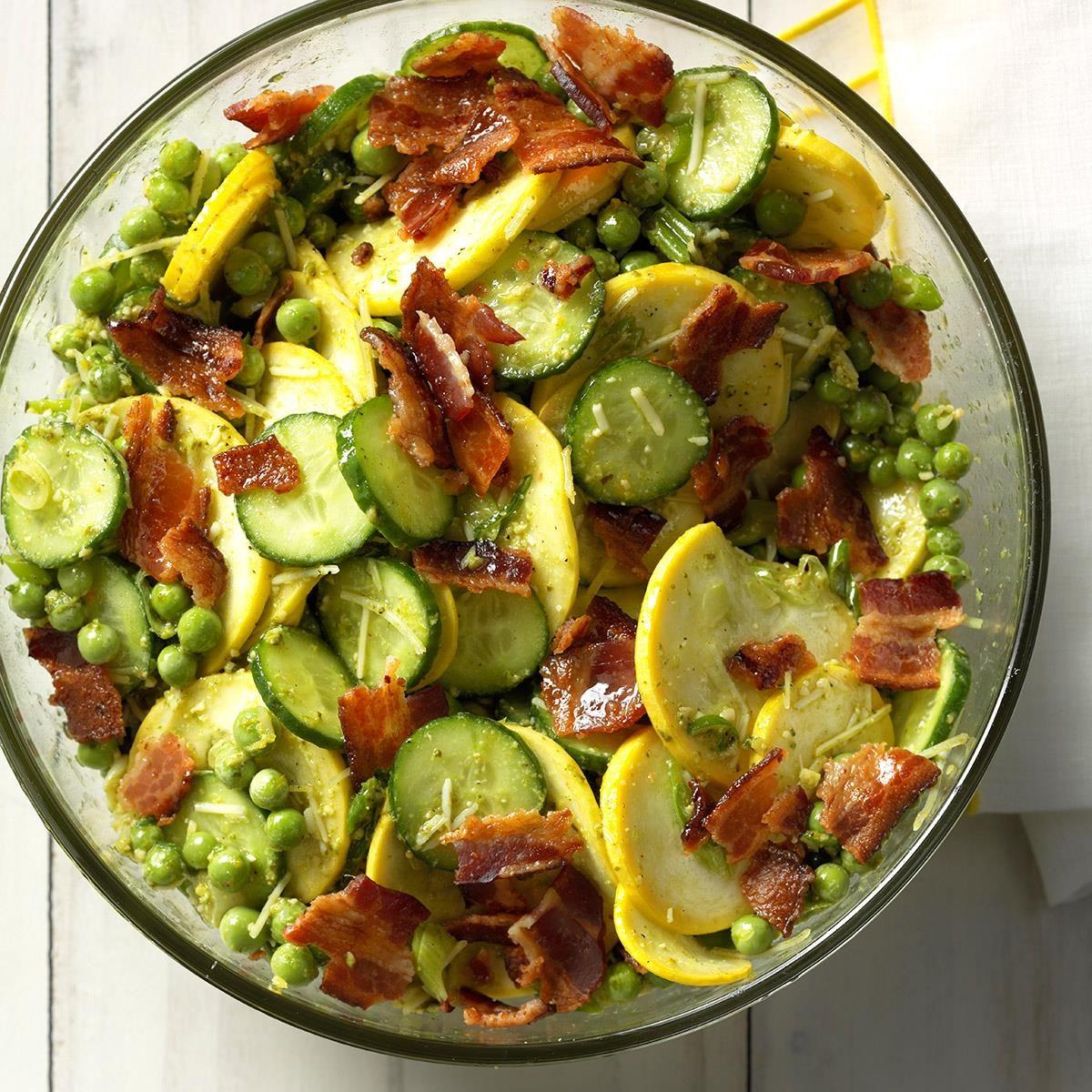 Crunchy Lemon Pesto Garden Salad Exps Thjj18 212387 C01 30 6b 5