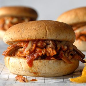 Ginger Beer Pulled Pork
