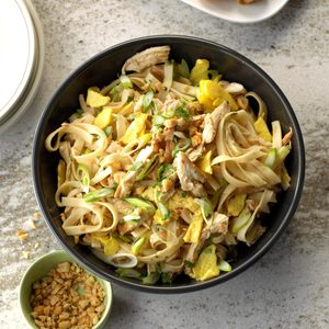 Slow-Cooker Pad Thai