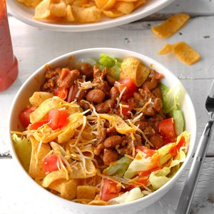 Tasty Taco Chopped Salad
