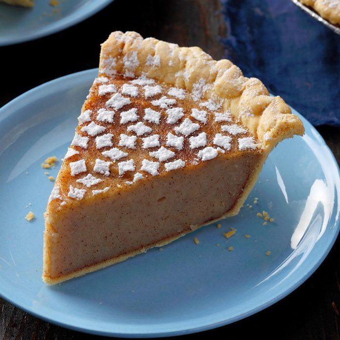 Mom-Mom's White Potato Pie