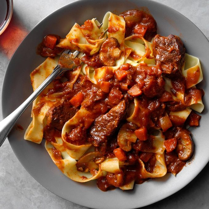 Inspired by: Beef Ragout from Beauty and the Beast