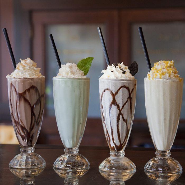 best milkshakes