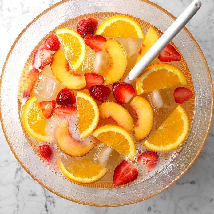 Lemony Fruit Cooler