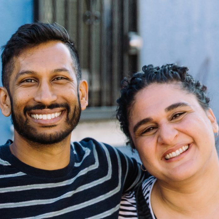 Hrishi and Samin from the Home Cooking podcast