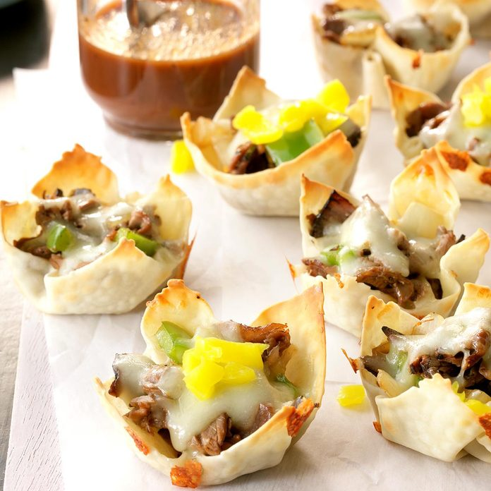 Philly Cheesesteak Won Ton Cups Exps Hca18 174758 D05 19 5b 1