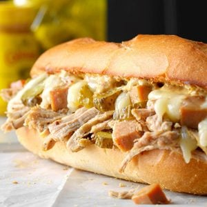 Slow-Cooker Cubano Sandwiches