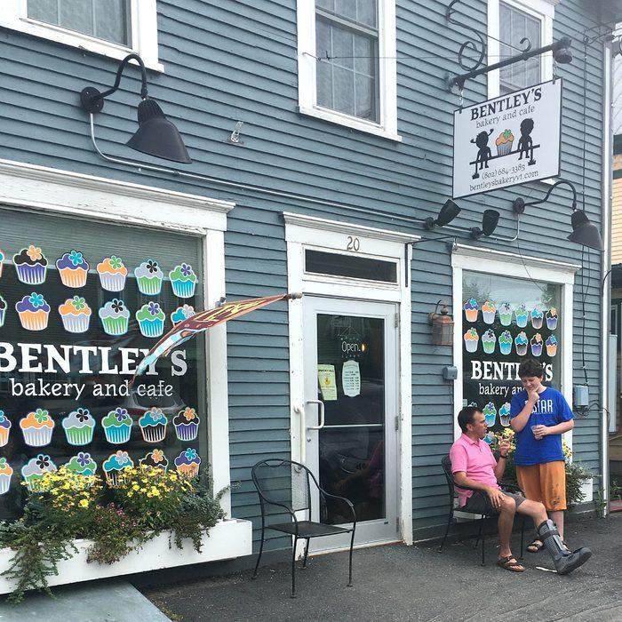 Bentley's Bakery & Café